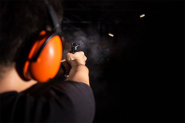 gun range noise reduction
